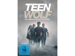 Teen Wolf Staffel 4 Softbox 4 DVDs