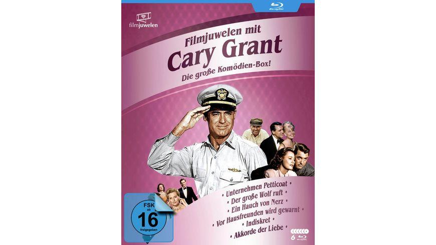 Cary Grant Box 6 BRs