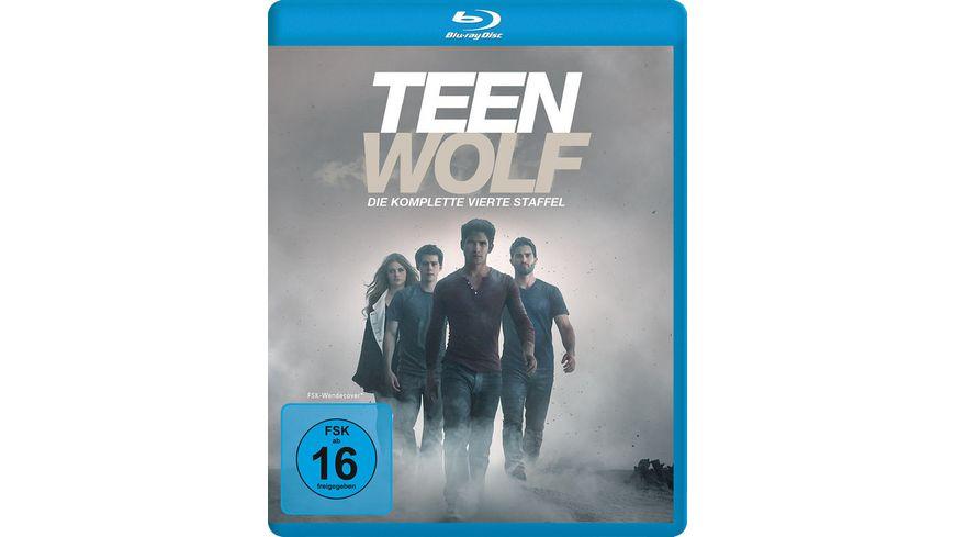 Teen Wolf Staffel 4 Softbox 3 BRs