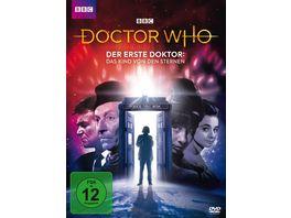 Doctor Who Der Erste Doktor Das Kind von den Sternen