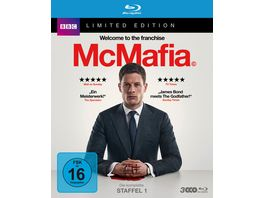 McMafia Staffel 1 Exklusive Limited Edition 3 BRs