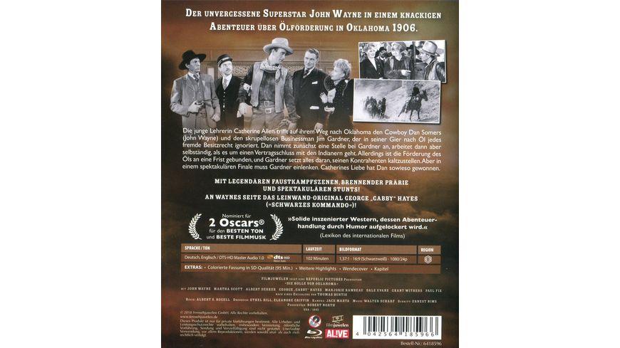 Die Hoelle von Oklahoma John Wayne