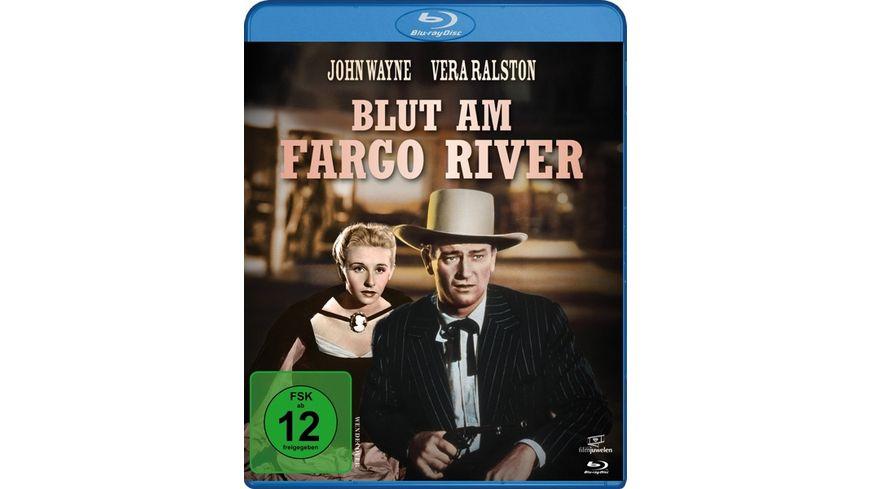 Blut am Fargo River John Wayne