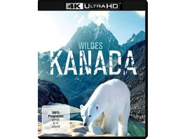 Wildes Kanada 4K Ultra HD