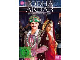 Jodha Akbar Die Prinzessin und der Mogul Box 7 Folge 85 98 3 DVDs