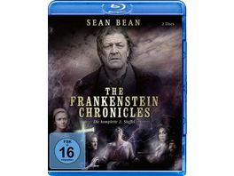 The Frankenstein Chronicles Die komplette 2 Staffel 2 BRs