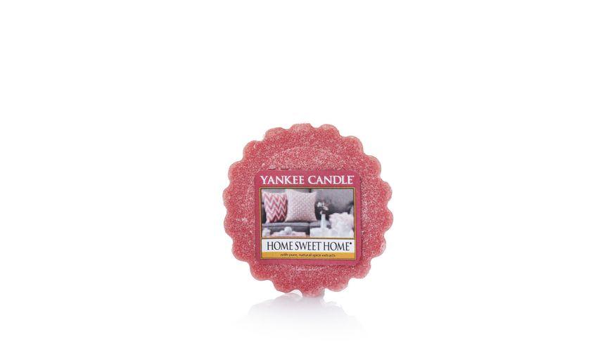 YANKEE CANDLE Home Sweet Home Tart Waxmelt
