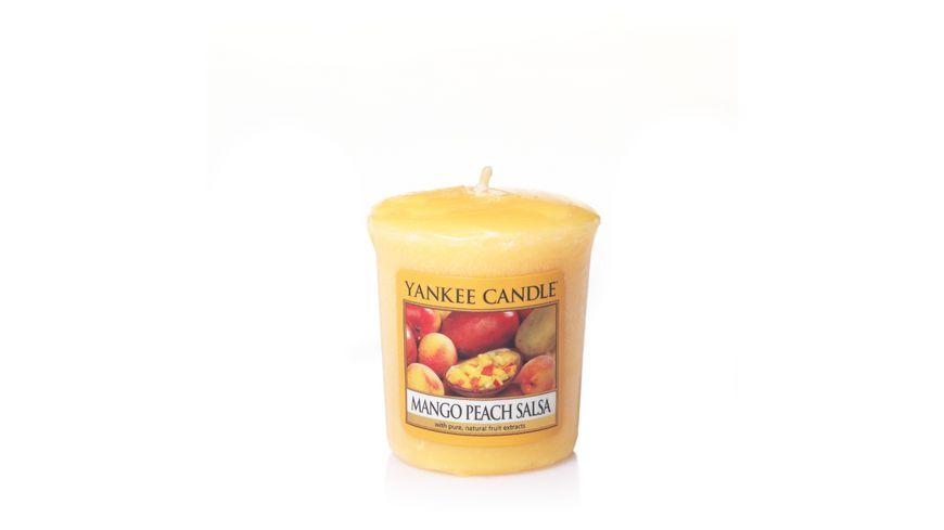 YANKEE CANDLE Mango Peach Salsa Sampler Votivkerze