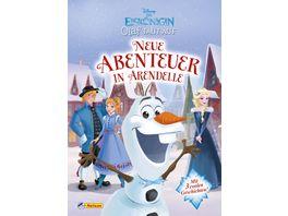 Buch Nelson Verlag Disney Die Eiskoenigin Olaf taut auf Neue Abenteuer in Arendelle