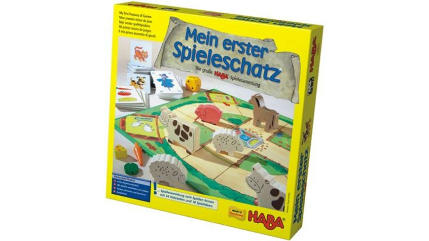 Haba Spielsammlung Klassiker Online Bestellen Müller