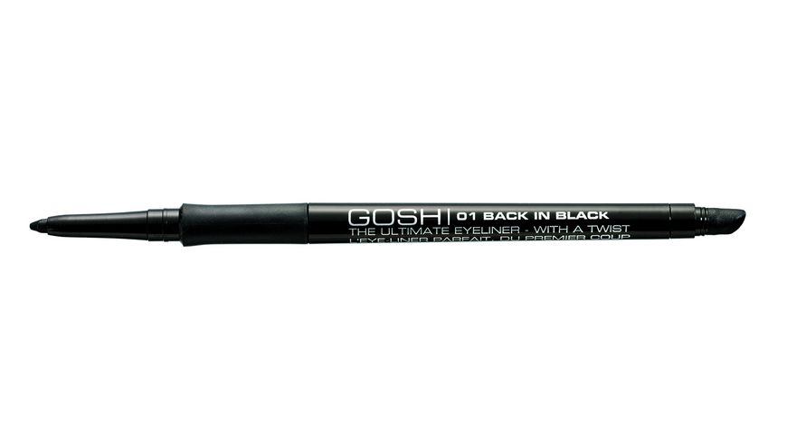 GOSH The Ultimate Eye Liner With A Twist