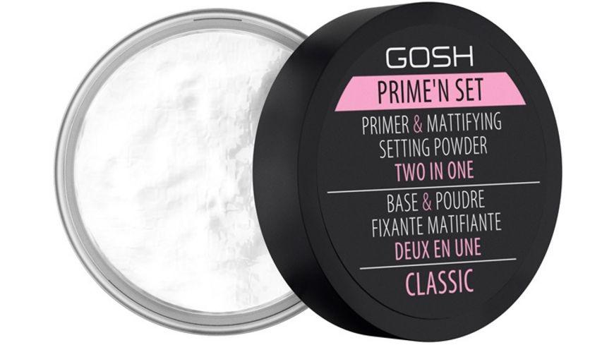 GOSH Prime N Set Powder