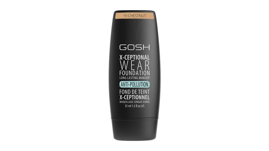 GOSH X Ceptional Wear Foundation