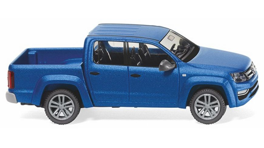 Wiking 0311 49 VW Amarok GP Highline ravennablau metallic matt 1 87