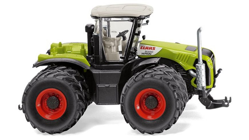 Wiking 0363 98 Claas Xerion 5000 mit Zwillingsbereifung 1 87