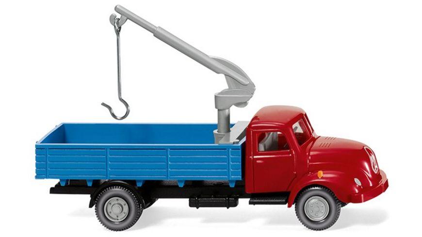 W 1600 Variant oder Pritschen LKW