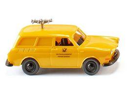 Wiking 0420 02 Funkmesswagen VW 1600 Variant 1 87