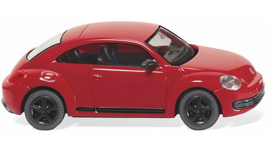 WIKING 002903 Modellpflege 2018 VW The Beetle tornadorot 1 87