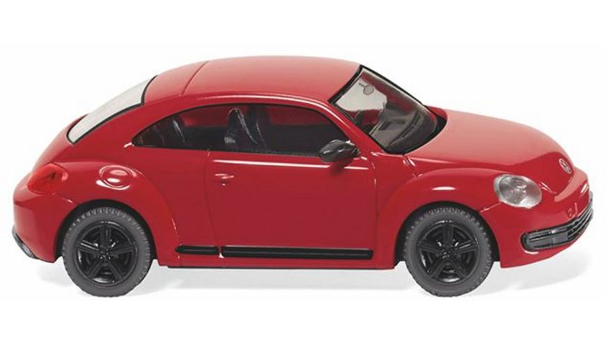 Wiking 0029 03 Modellpflege 2018 VW The Beetle tornadorot 1 87