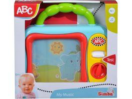 Simba ABC Erster TV