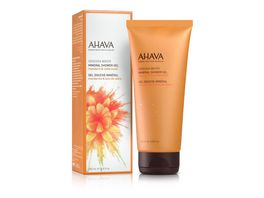 AHAVA Mineral Shower Gel Mandarin Cedarwood