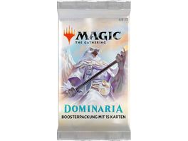 Magic the Gathering Dominaria Boosterpackung