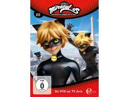 Miraculous 5 Geschichten von Ladybug und Cat Noir Der Betrueger Der Valentinstag Die DVD zur TV Serie