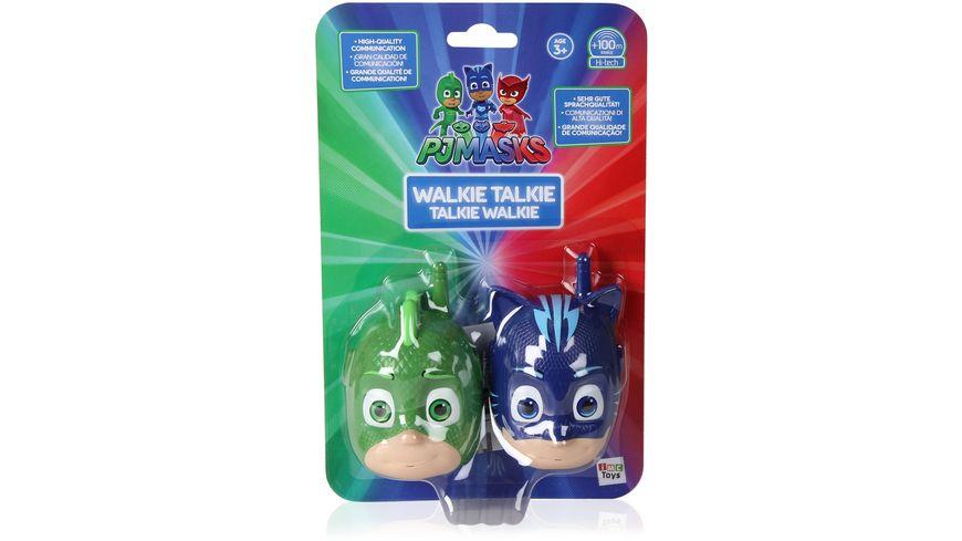 IMC PJ Masks Walkie Talkie