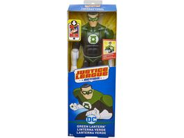 Mattel DC Justice League Action Figur Green Latern 30 cm