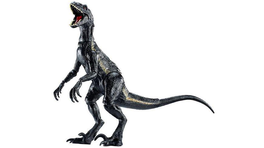 Mattel Jurassic World Villain Dino Figur