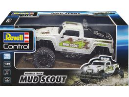 Revell Control 24643 RC Truck NEW MUD SCOUT