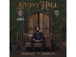 Stony Hill Ltd Deluxe Gatefold Coloured 2LP Set