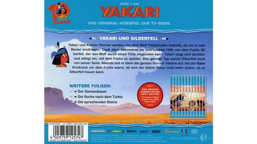 33 Orig Hoerspiel z TV Serie Yakari Und Silberfell
