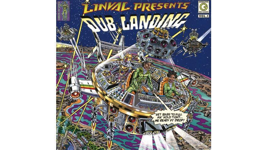 Dub Landing Vol 1 2CD 6 Panel Digisleeve