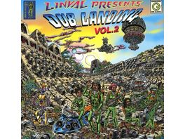 Dub Landing Vol 2 2CD 6 Panel Digisleeve