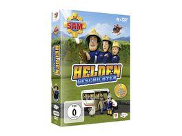 Feuerwehrmann Sam Heldengeschichten Limitierte Auflage 5 DVDs