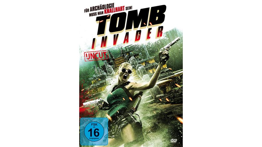Tomb Invader Uncut