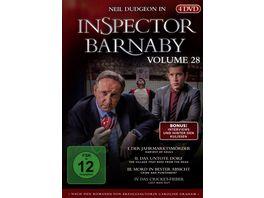 Inspector Barnaby Vol 28 4 DVDs