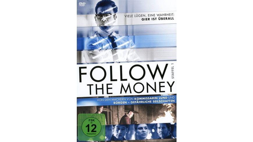 Follow the Money Staffel 1 4 DVDs
