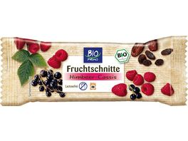 BIO PRIMO Fruchtschnitte Himbeer Cassis