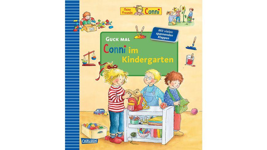 Guck mal Conni im Kindergarten