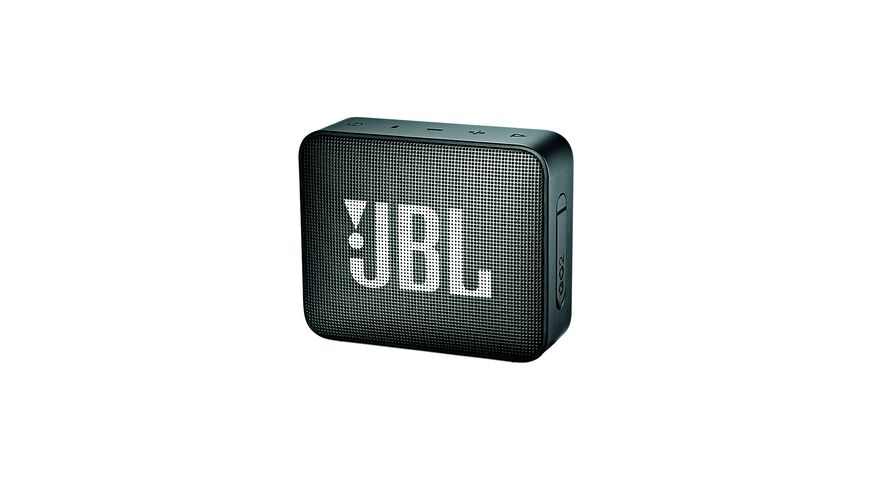 JBL GO 2 Bluetooth Lautsprecher schwarz