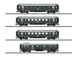 Maerklin 41354 Schnellzugwagen Set Pfalzbahn