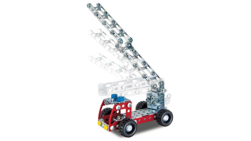 eitech Metallbaukasten 00066 Feuerwehr