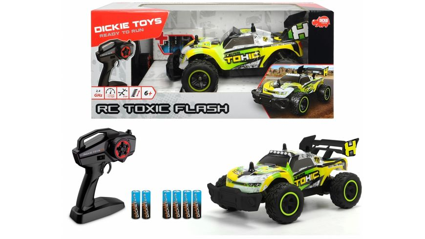 Dickie RC Toxic Flash RTR