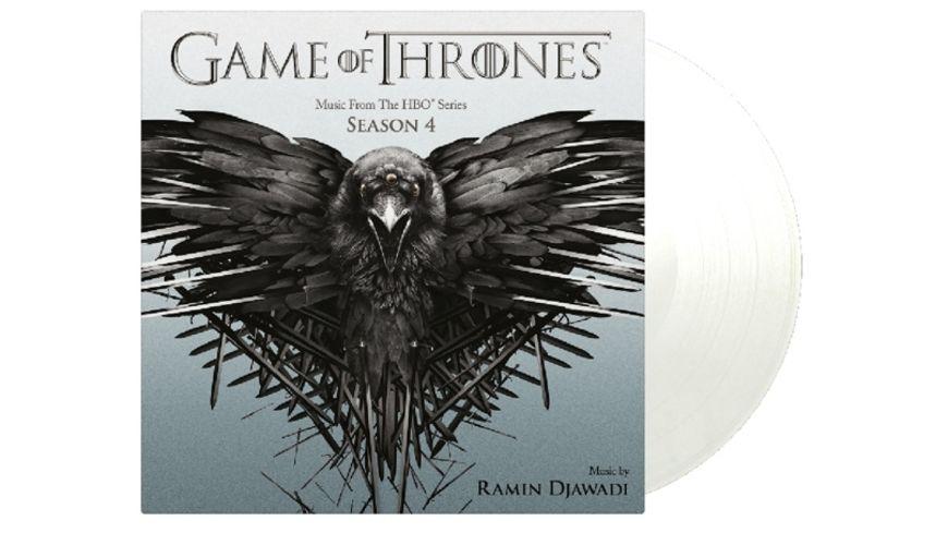 Game Of Thrones 4 ltd Tour Edition transparentes