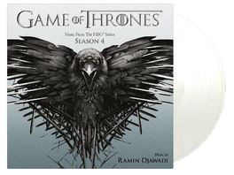 Game Of Thrones 4 ltd Tour Edition transparentes