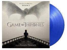Game Of Thrones 5 ltd Tour Edition transparentes