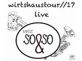 Wirtshaustour 17 live