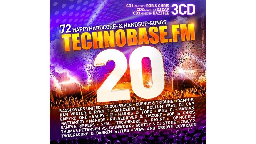 TechnoBase FM Vol 20